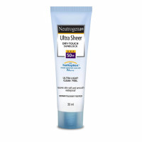 Neutrogena Ultra Sheer SunBlock SPF50, 30ml