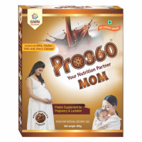 Pro360 MOM Swiss Chocolate Flavour, 400gm