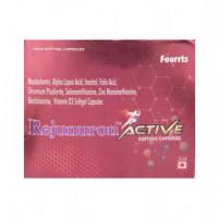 Rejuneuron Active, 10 Capsules