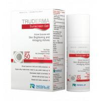 Truderma Sunscreen Gel 50g Clickoncare Com