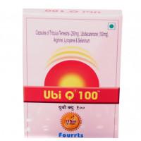 UBI-Q 100, 10 Capsules
