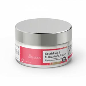 The Skin Story Nourishing & Moisturising Cream, 50gm