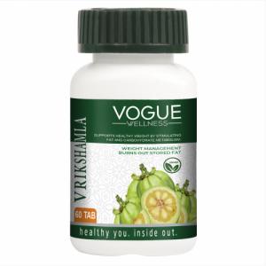 Vogue Wellness Vrikshamla, 60 Tablets