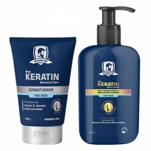 The Beard Story Best Hair Forward Shampoo & Conditioner, 300gm