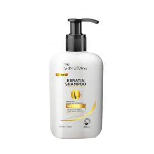 The Skin Story Keratin Shampoo, 200ml