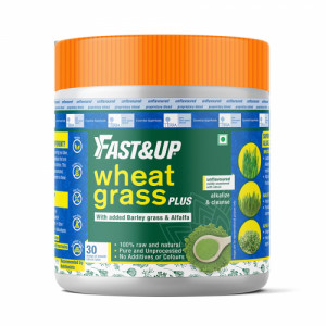 Fast&Up Wheatgrass Plus, 150gm