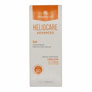 Heliocare Advanced SPF 50 Gel, 50ml