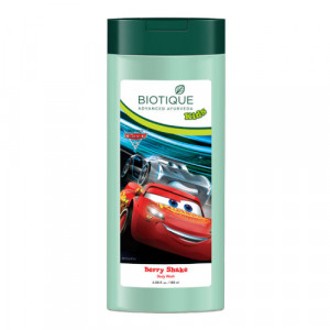 Biotique Berry Shake Cars Body Wash, 180ml