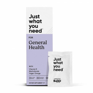 Supp Nutrition General Health, 90 Pills