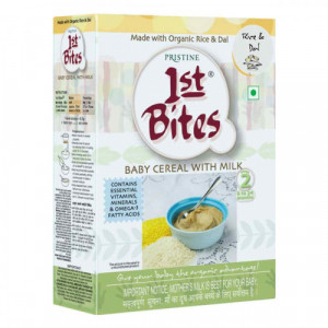 1st Bite, Rice & Dal Food Supplement, 300gm