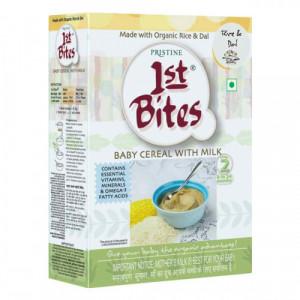 Pristine 1st Bites Organic Rice & Dal Baby Cereal Stage 2, 300gm