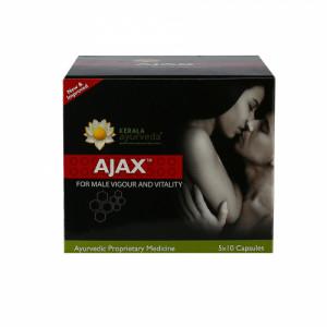 Kerala Ayurveda Ajax, 50 Capsules