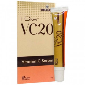 I-Glow VC 20 Vitamin C Serum, 20gm