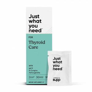 Supp Nutrition Thyroid Care, 90pills