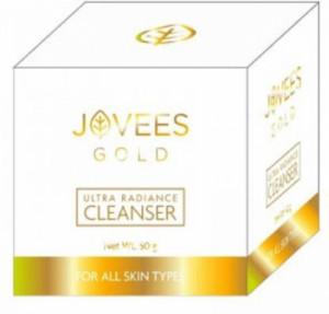 Jovees 24 Carat Face Cleanser, 50gm
