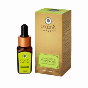 Organic Harvest Chamomile Essential Oil, 10ml