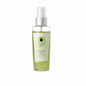 Organic Harvest Green Cucumber Toner, 125ml