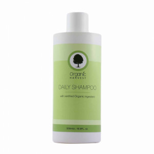 Organic Harvest Daily Shampoo, 500ml