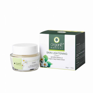 Organic Harvest Skin Lightening Cream, 50gm