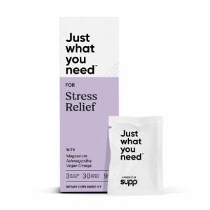 Supp Nutrition Stress Relief, 90 Pills