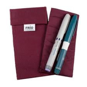 FRÍO® Duo Insulin Cooling Travel Wallet for Diabetics