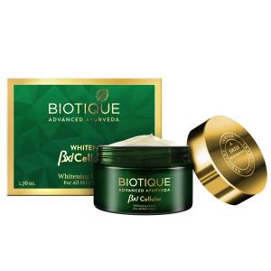Biotique Bio Bxl Cellular Coconut Whitening Cream, 50gm