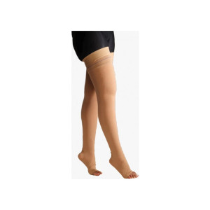 Dyna Comprezon Varicose Vein Stockings - Class 2AG (Upto Groin) 23-26 Cms (M)
