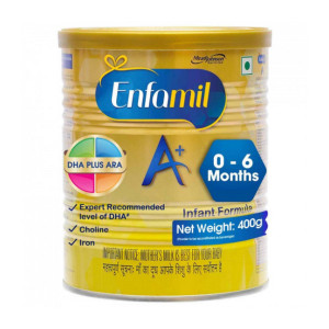 Enfamil A+ Stage 1, 400gm