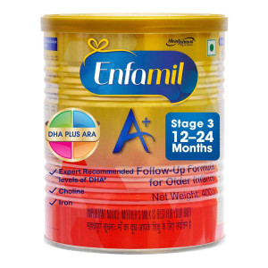 Enfamil A+ Stage 3, 400gm