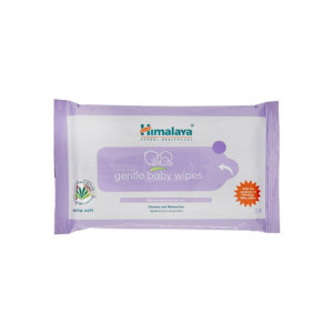 Himalaya Herbals Gentle Baby, 22 Wipes