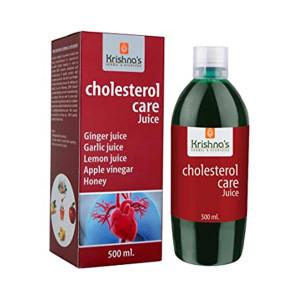 Krishna's Cholesterol Care Juice, 500ml