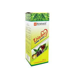 Krishna's Diabic Care Juice, 1000ml