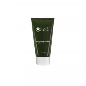 Organic Harvest Skin Lightening  Face Wash, 50gm