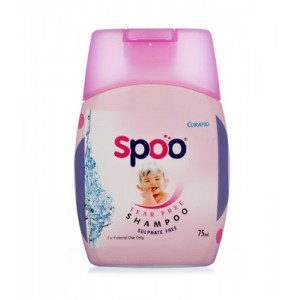 Spoo Shampoo, 75ml