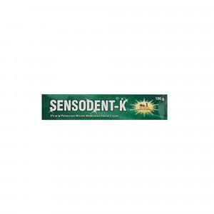 Sensodent-K Medicated Dental Cream, 100gm