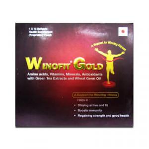 Winofit Gold, 15 Softgels