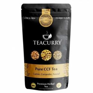 Teacurry Cumin Coriander Fennel Tea (CCF Tea), 200gm