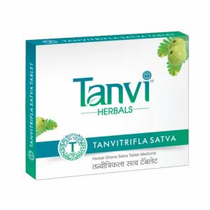 Tanvi Herbals Tanvitrifla Satva, Pack of 2