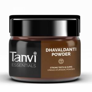 Tanvi Herbals Dhavaldanti Powder, 30gm (Pack Of 2)