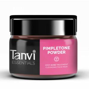 Tanvi Herbals Pimpletone Powder, 40gm (Pack of 2)