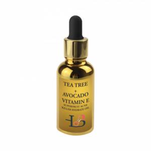 House Of Beauty Tree Tea + Avocado Vitamin E Oil, 30ml