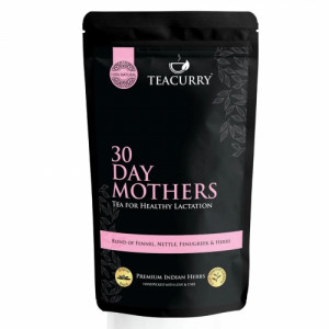 Teacurry 30 Day Mothers Tea, 30 Tea Bags