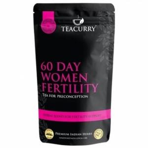 Teacurry 60 day Women Fertility, 200gm