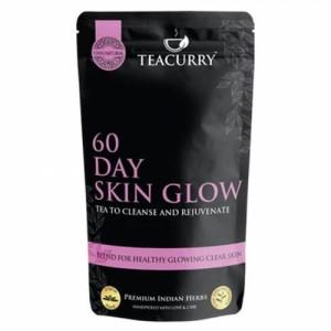 Teacurry Skin Glow Tea, 30 Tea Bags