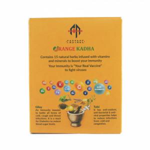 Orange Kadha, 7 Sachets