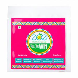 Zoe Cinnamon & Chia Seeds Detox Water, 60 Sachets