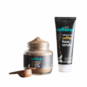mCaffeine Exfoliation And Tan Removal Combo, 200gm