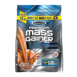Muscletech Premium Mass Gainer Chocolate, 5.44kg