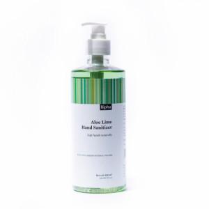 Bipha Ayurveda Aloe Lime Hand Sanitizer Liquid, 500ml