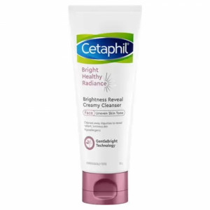 Cetaphil BHR Brightness Reveal Creamy Cleanser, 100gm